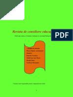 Revista de Consiliere Educationala