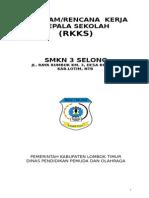 Program Kerja Kepala Sekolah Smk 3 Selong