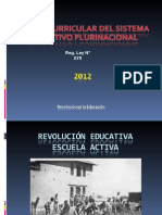 MODELO EDUCATIVO PLURINACIONAL