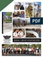 Antelope Valley College Catalog