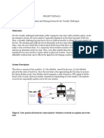bus identification system project