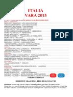 Vara 2015_italia Litoral