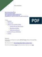 API Call Tracing - PEfile, PyDbg and IDAPython