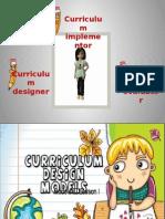 Crafting a Curriculum