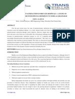 2-33-1397127310-4. Sales - Mktg - Ijsmmrd - Review of Patient Satisfaction in - Parul Agarwal - Kirti Agarwal - Paid 1