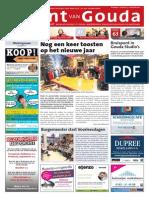 De Krant Van Gouda, 22 Januari 2015