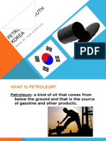 petroleum-south korea