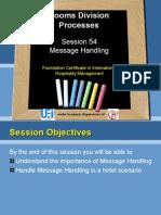 54 Message Handling