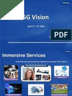 Sam 5G Vision