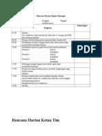 Rencana Harian Kepala Ruangan.docx