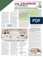 Hudson~Litchfield News 1-23-2015