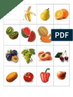 Obst Und Gemüse_Karten