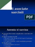 Boli Asociate Sarcinii