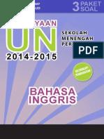 Buku Pengayaan Un Bahasa Inggris 2015