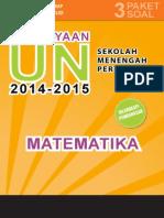 Pengayaan UN Matematika 2015