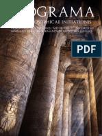 O.P.I. - Programa preliminar ordenado por Materias