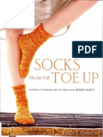 123 Socks From the Toe Up