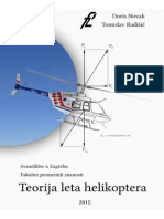 Novak, Radisic - Teorija Leta Helikoptera - Prirucnik