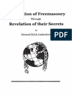 Ludendorff, Erich - Destruction of Freemasonry through Revelation of their Secrets; english version; 1977;.pdf