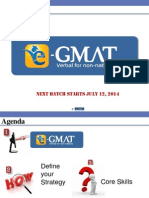 Define Your GMAT Strategy