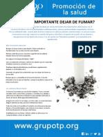 Fps 1 Consejos Para El Abandono Del Tabaco