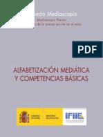 Proyecto Mediascopio, Alfabetización mediatica e informacional