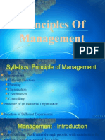IM-01 Principles of Management