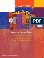 CIP Annual Report 2009