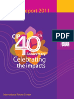 CIP Annual Report 2011