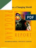 CIP Program Report 1997-98