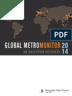 Brookings Metro Rankings 2014