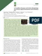 Transicion Celulosas I y II