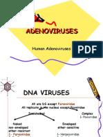 Adenoviruses Adenoviruses