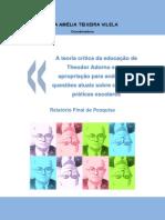 Vilela_Teoria Crítica Da Educ de Adorno
