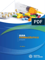 Guia Farmacêutico 2014