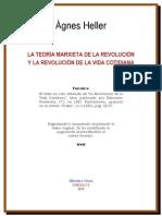 La Teoria Marxista de La Revolucion y La Revolucion de La Vida Cotidiana