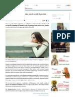 Ce Să Facem Dacă Nu Găsim Omul Potrivit Pentru Căsătorie_ - Mie, 21 Ian 2015 12-20-21 _ Doxologia