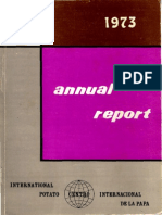 CIP Annual Report 1973