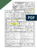 API 682 Datasheetes