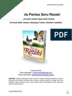 9 Formula Seru Rezeki