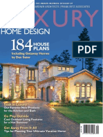 Luxury Home Design 2011, Issue HWL 19