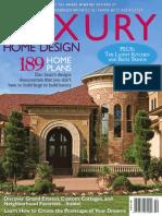 Luxury Home Design 2010, Issue HWL 17