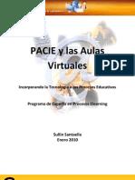 PACIE y Aulas Virtuales
