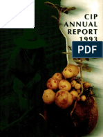 CIP Annual Report 1993