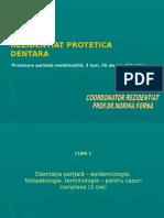 Rezidentiat Protetica