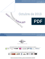 Informe Raddar Oct 2013