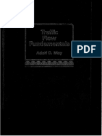 Traffic Flow Fundamentals