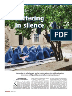 Suffering In Silence - The Jerusalem Post