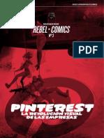 Guía sobre Pinterest, por los Rebeldes Marketing Online