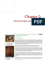 Chapter 2- Regionalism and Identity